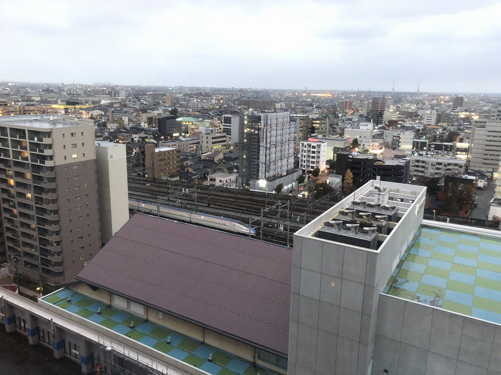 ANAクラウンプラザホテル金沢のシングルルーム5