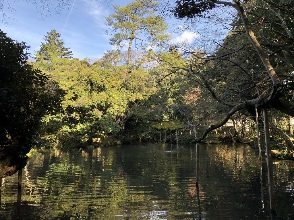 松風閣庭園2