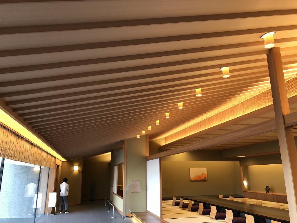 谷口吉郎・吉生記念 金沢建築館の迎賓館赤坂離宮和風別館「游心亭」の主和室5