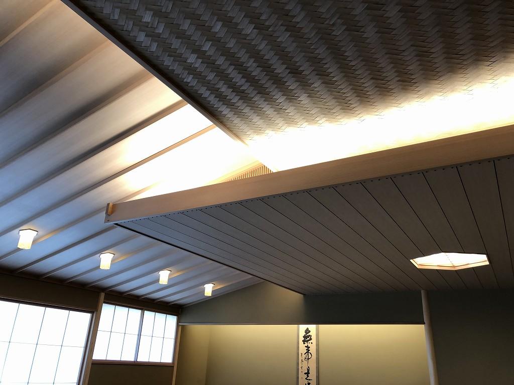 谷口吉郎・吉生記念 金沢建築館の迎賓館赤坂離宮和風別館「游心亭」の茶室3
