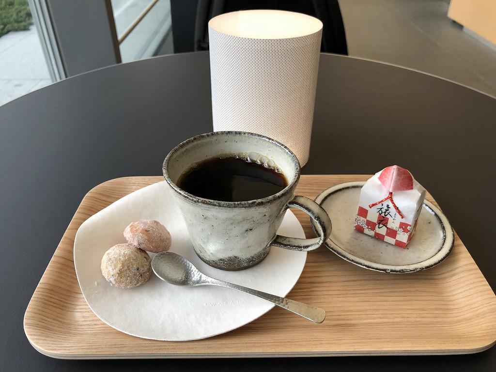 谷口吉郎・吉生記念 金沢建築館のカフェ