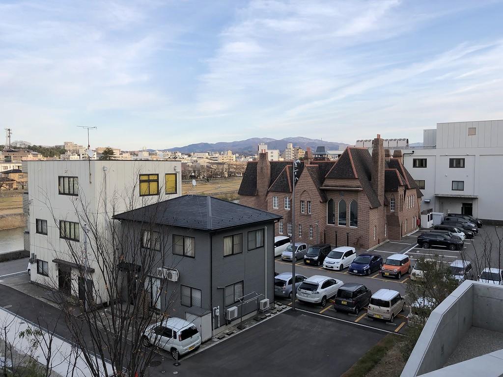 谷口吉郎・吉生記念 金沢建築館から犀川へ1