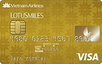 ベトナムエアラインズゴールドカード券面デザイン