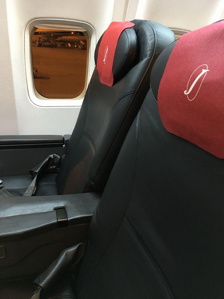 JAL228便のクラスJ