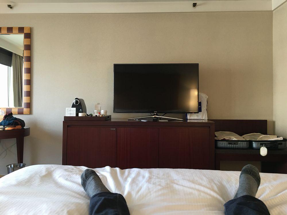 ウェスティン朝鮮ソウルで一休み