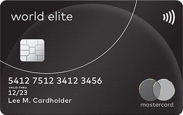 ワールドエリートMastercard