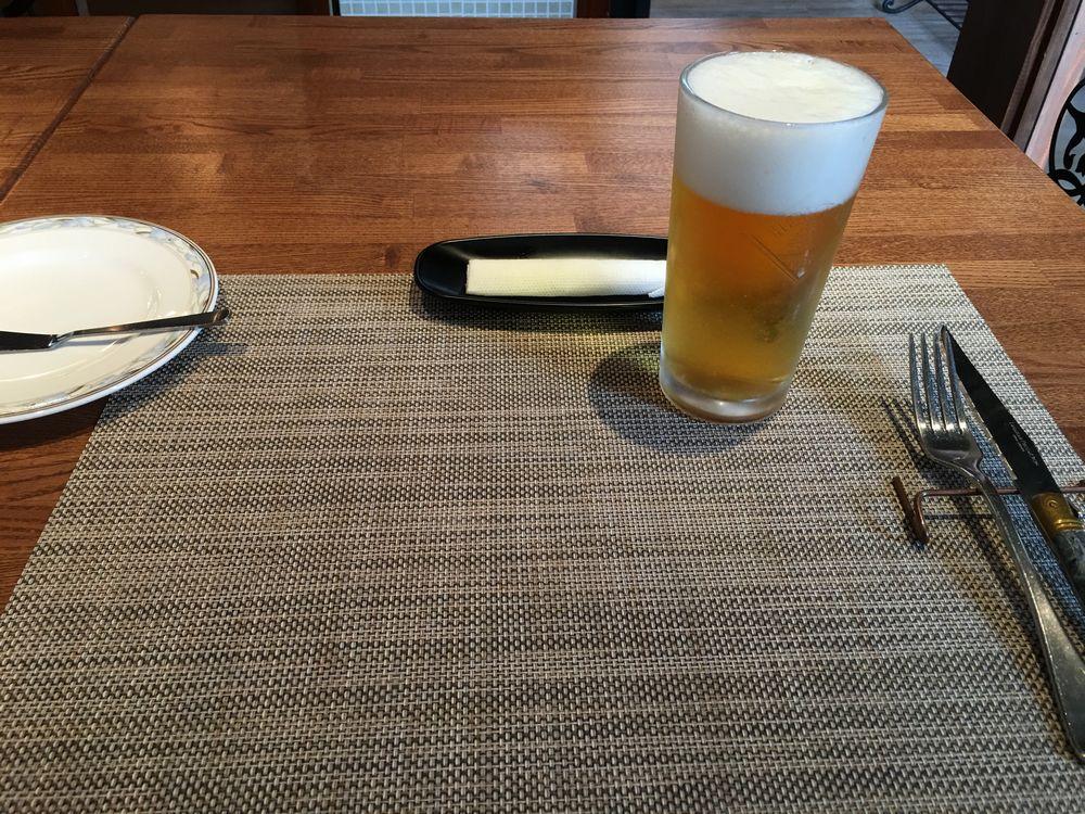 米子のル・プチ・トロケのビール