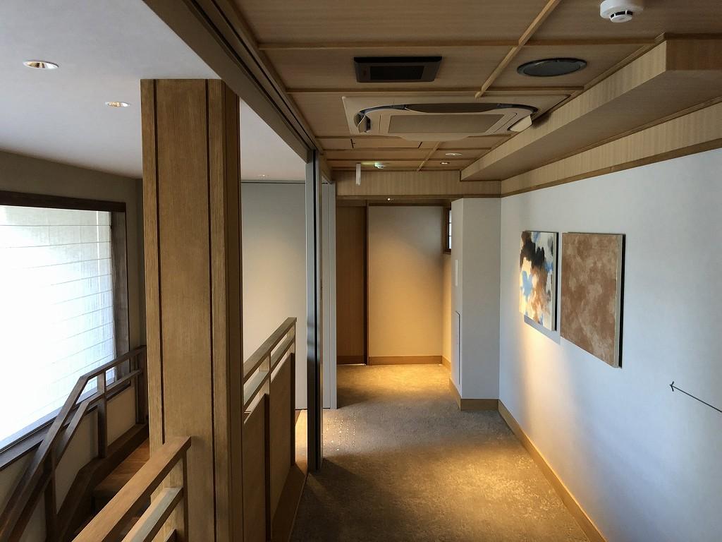 由縁別邸 代田の階段1