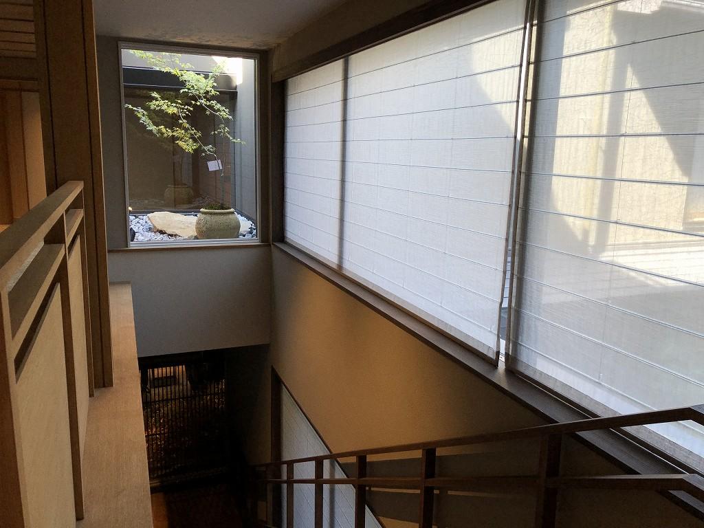 由縁別邸 代田の階段2