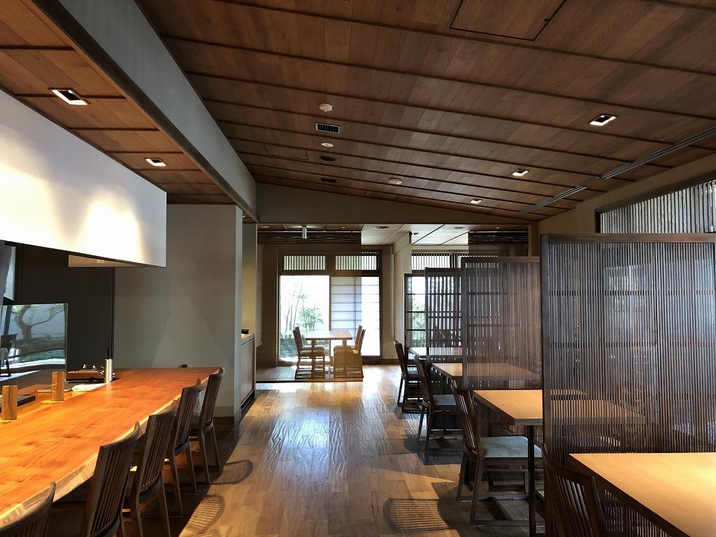 由縁別邸 代田の「割烹 月かげ」(レストラン)2