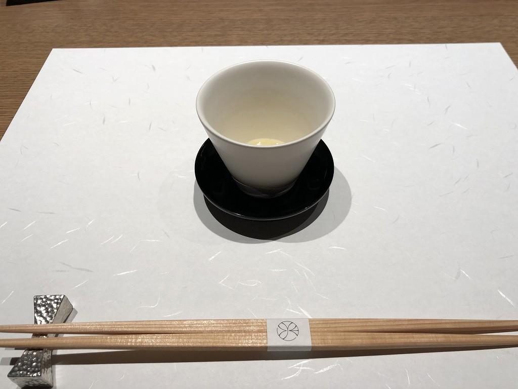 由縁別邸 代田の「割烹 月かげ」で茶師十段厳選 玉露1