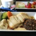 ANA861便ビジネスクラスの機内食