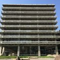 香川県庁の東館