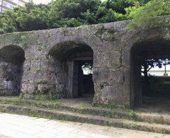 崇元寺の石門