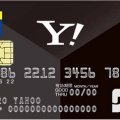 Yahoo! JAPANカード券面デザイン