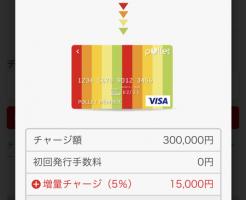 Pollet Visa Prepaid