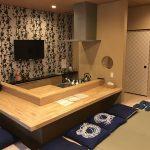 京都家族旅行で初Airbnbしてみたら、新築物件の初訪問客になった話。