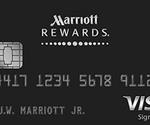 Marriott Rewards Premiere Credit Card券面デザイン