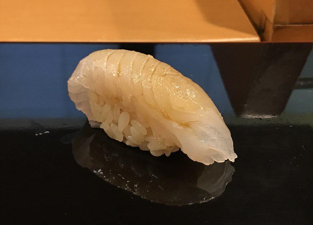 仙台の文化横丁の小判寿司