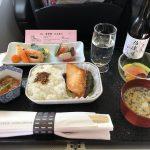 平昌・ソウル旅行記 (1) 特典航空券の羽田-金浦(JAL91便)ビジネスクラス搭乗記
