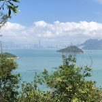 CXファーストクラスで行く香港3泊4日旅行記 (2) 坪洲の手指山ハイキング