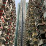CXファーストクラスで行く香港3泊4日旅行記 (3) 鰂魚涌のモンスターマンション撮影