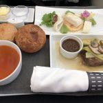 モスクワ4泊6日旅行記 (1) JAL421便(成田-モスクワ)ビジネスクラス搭乗記