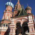 モスクワ4泊6日旅行記 (5) 赤の広場へ行き、ホテルメトローポルの「SAVVA」でディナー