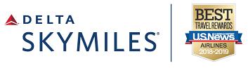 デルタスカイマイルのロゴ
