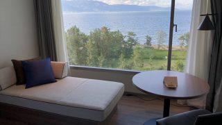 琵琶湖マリオットホテルのデラックスルーム