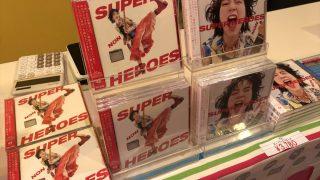 仙台Rensa のん with スーパーヒーローズツアーライブ
