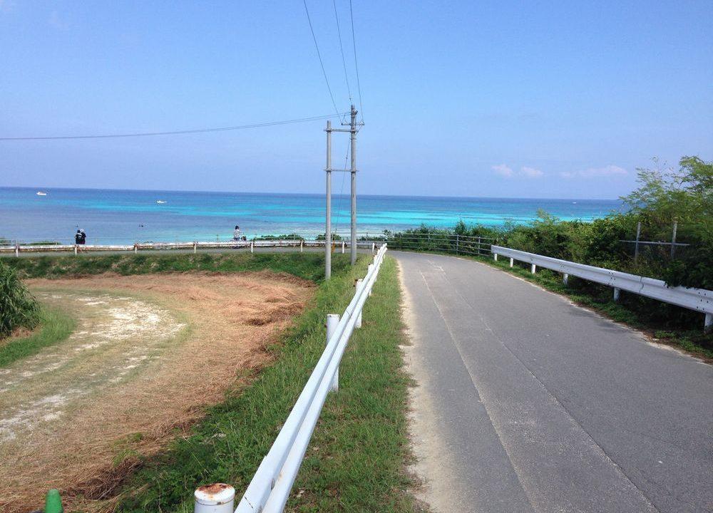 波照間島のニシ浜