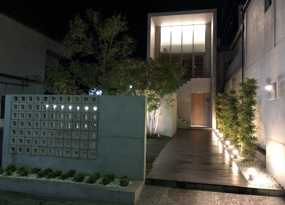 佐賀市の多門の入口