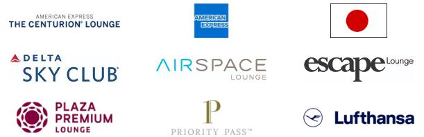 アメックスプラチナの空港ラウンジサービス