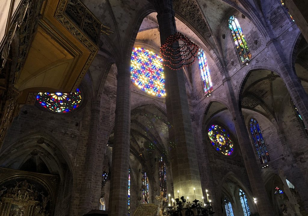 パルマ・デ・マヨルカ大聖堂