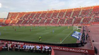 エスタディ・デ・ソン・モイシュでマジョルカ vs アトレティコ・マドリード