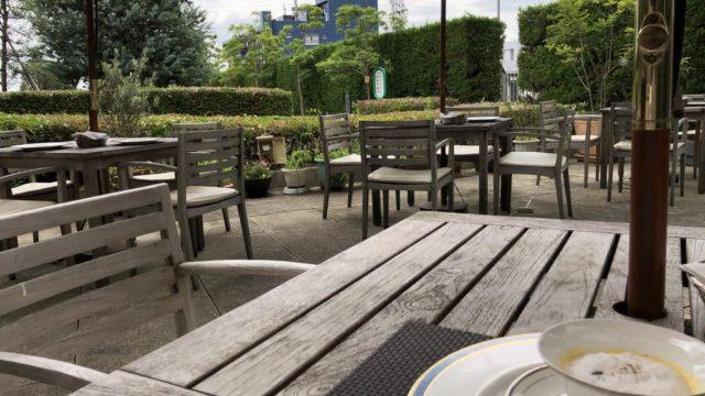 祖師ヶ谷大蔵・成城学園前のテラス席のあるレストラン、カフェ