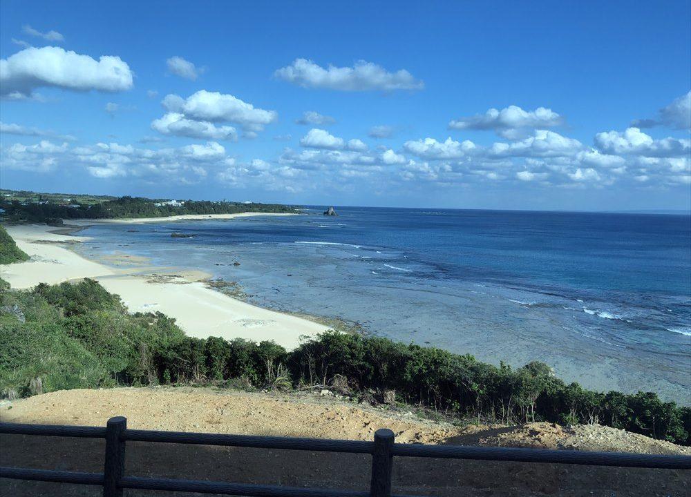 奄美大島の笠利町の海