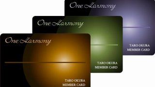One Harmony「エクスクルーシィヴメンバー」