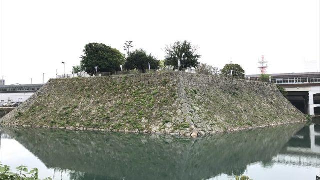 三原城の天守台