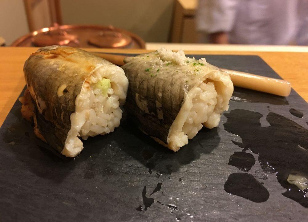 和歌山の「鮨 義心」