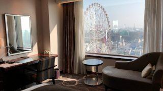 ロッテホテルウルサンの客室