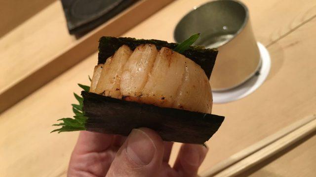 札幌の「薄野 鮨金」