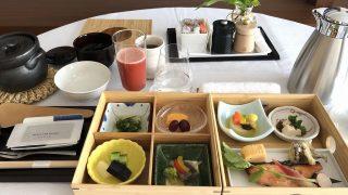 HOTEL THE MITSUI KYOTOのプラチナ特典まとめ