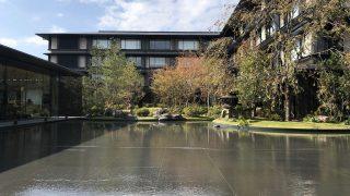 HOTEL THE MITSUI KYOTOプレミアガーデンビュールーム宿泊記