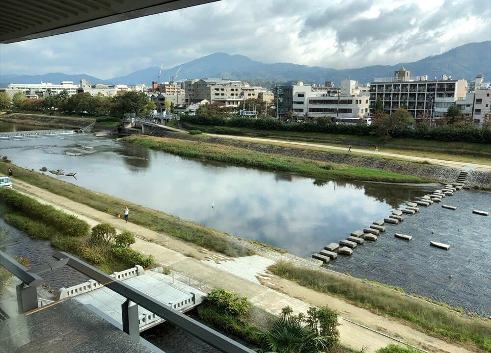 リッツカールトン京都の「水暉」で和朝食