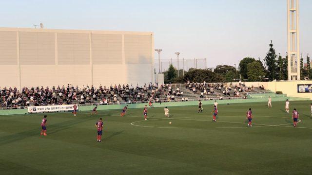 天皇杯「FC東京 vs 順天堂大学」
